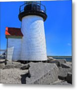 Nantucket Lighthouse Y1 Metal Print