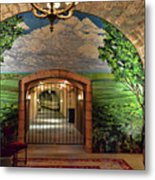Napa Valley Inglenook Vineyard -7 Metal Print