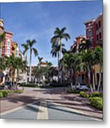 Naples, Florida I Metal Print