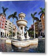 Naples Florida Iv Metal Print