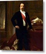Napoleon IIi 1808 73 Metal Print
