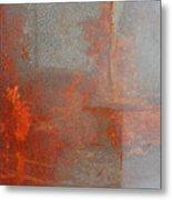Naranja Metal Print
