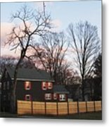 Nashua House Metal Print by Michael Tesar