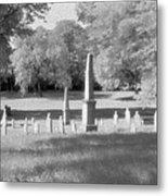Nashville City Cemetery - 2 Metal Print