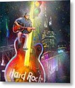 Nashville Nights 01 Metal Print