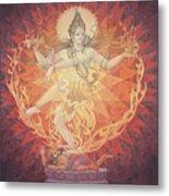 Nataraja Shiva Metal Print