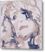 Natashia IIi Metal Print