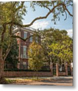 Nathaniel Russell House Metal Print