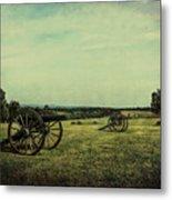 National Battlefield Park - Manassas Va Metal Print