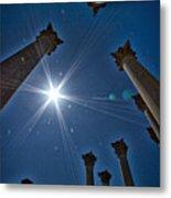 National Capitol Columns #2 Metal Print