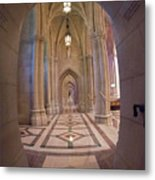 National Cathedral - 10 Metal Print