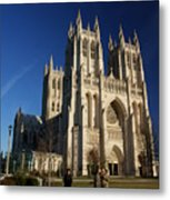 National Cathedral Metal Print