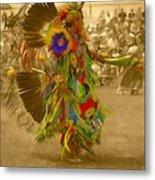 National Championship Pow Wow - Grand Prairie, Tx Metal Print