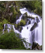 National Creek Falls 05 Metal Print