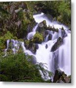 National Creek Falls 05 Metal Print