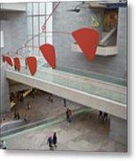 National Gallery Of Art - East Wing Metal Print