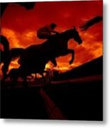 National Hunt, Ireland Metal Print