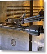 National Transonic Facility Space Shuttle Model Gpn 2000 001914 Metal Print