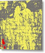 Native American- Abstract Metal Print