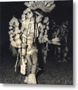 Native Dancer Metal Print