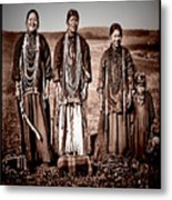 Native Pride Metal Print
