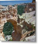 Natural Arch Bryce Canyon - Utah Metal Print