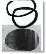 Natural Balance- Abstract Art Metal Print