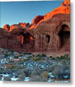 Natural Caves Metal Print
