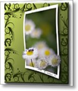 Nature Bug Metal Print
