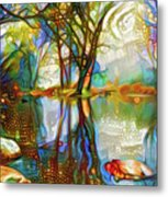 Nature Reflections 2 Metal Print