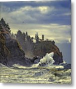 Natures Beauty Unleashed Metal Print