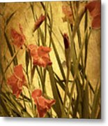 Nature's Chaos In Spring Metal Print