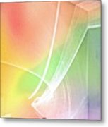 Nature's New Art Over My Head New Years Morning 2014 Metal Print