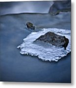 Nature's Sculpture Metal Print