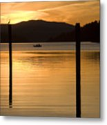 Natures Spotlight Metal Print
