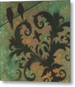 Natures Whimsy 4 By Madart Metal Print