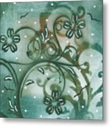 Natures Whimsy 9 By Madart Metal Print