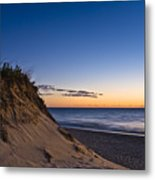 Nauset Beach Sunrise Metal Print