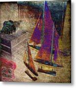 Nautica-iii Metal Print