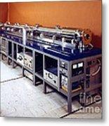 Nbs-6, Atomic Clock Metal Print