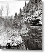 Near Telluride Colorado Metal Print