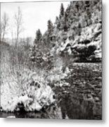 Near Telluride Colorado Metal Print