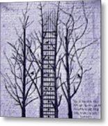 Neck Of The Woods II  Metal Print