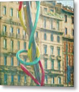 Needle And Thread Milan Italy Metal Print