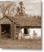 Needs Paint - Soft Focus Metal Print