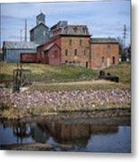 Neligh Mill Metal Print