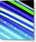 Neon 107c Metal Print