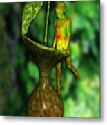 Nepenthes Pixi 2 Metal Print