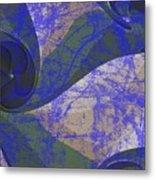 Neptune Illuminations Metal Print
