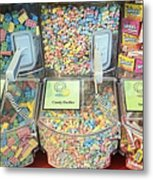 Nerds Smarties And More Candies Metal Print